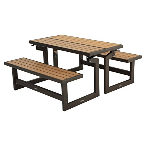 Lifetime-Products-Wood-Grain-Convertible-Folding-Picnic-Table-0-1