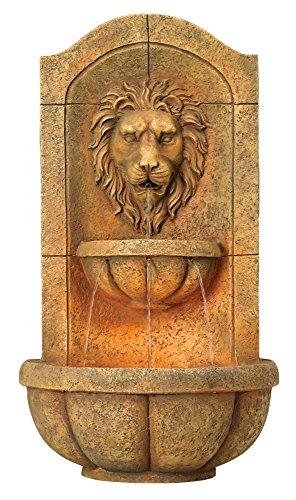 Lion-Head-Faux-Stone-Wall-Fountain-0-1