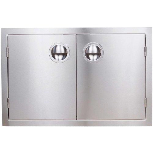 Luxor-Slimline-30-Inch-Double-Access-Door-0