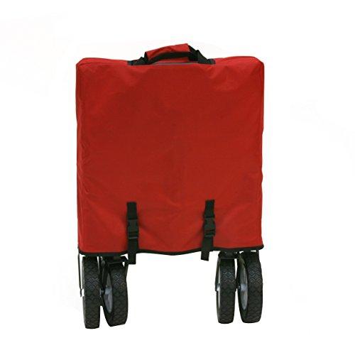 Mac-Sports-Folding-Utility-Sports-Wagon-Deep-Red-0-0