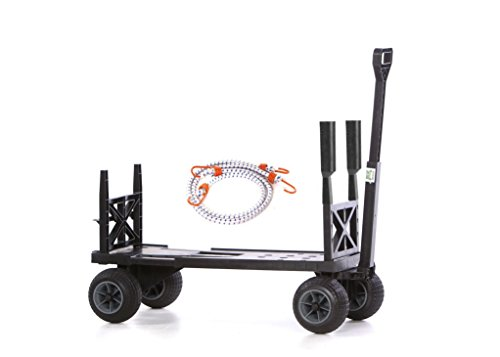 Mighty-Max-Cart-SU600DBG-Sports-Fishing-Utility-Cart-with-All-Terrain-Weatherproof-Wheels-0-0