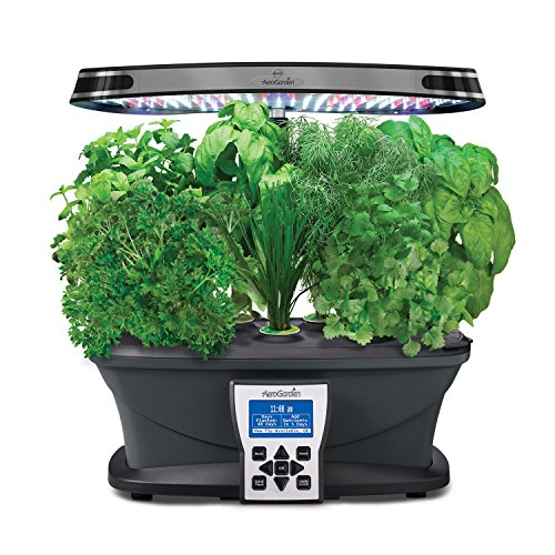 Miracle-Gro-AeroGarden-Ultra-LED-with-Gourmet-Herb-Seed-Pod-Kit-0