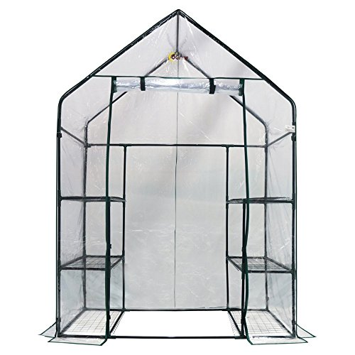 Ogrow-Deluxe-Walk-In-3-Tier-6-Shelf-Portable-Greenhouse-0