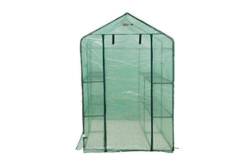 Ogrow-Large-Heavy-Duty-WALK-IN-2-Tier-8-Shelf-Portable-Lawn-and-Garden-Greenhouse-0-1