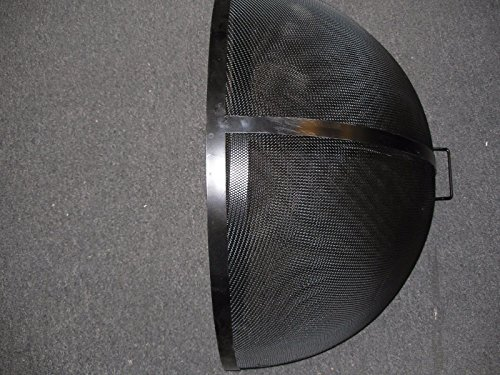 Outdoor-Fire-Pit-Replacement-Roll-Top-Hard-Mesh-Screen-30-Pits-0-0