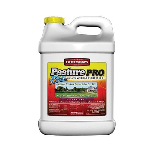 Pbi-Gordon-7171122-Pasture-Pro-Plus-Weed-Feed-15-0-0-25-Gal-Concentrate-0-0