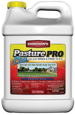 Pbi-Gordon-7171122-Pasture-Pro-Plus-Weed-Feed-15-0-0-25-Gal-Concentrate-0