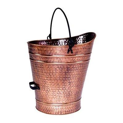 Pellet-Bucket-Finish-Antique-Copper-Size-18-H-x-17-W-0