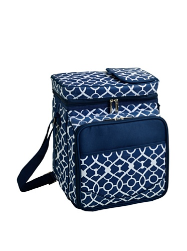 Picnic-at-Ascot-Insulated-Picnic-BasketCooler-Fully-Equipped-with-Service-for-2-Forest-Green-0