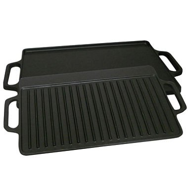 Pre-Seasoned-28-Cast-Iron-2-Sided-Griddle-0