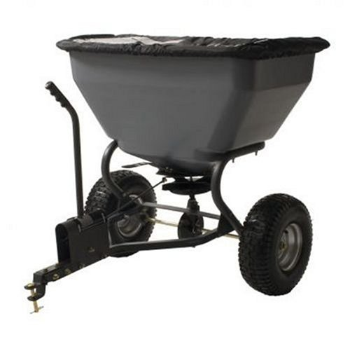 Precision-Products-TBS7000RDOS-7-Series-200-Pound-Tow-Behind-Broadcast-Spreader-with-Rain-Cover-0