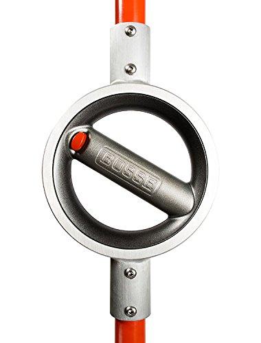 Professional-Grade-Ergonomic-SnowGrainDebris-Scoop-Shovel-with-Adjustable-Center-Handle-0-0