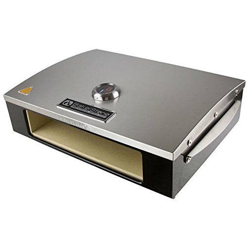 Professional-Series-Stainless-and-Enamel-Steel-Pizza-Oven-Box-with-3-Heat-Options-0