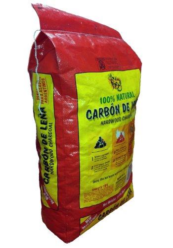 Quebracho-QHWC40LB-40-Pound-Carbon-de-Lena-Hardwood-Charcoal-Bag-0-0