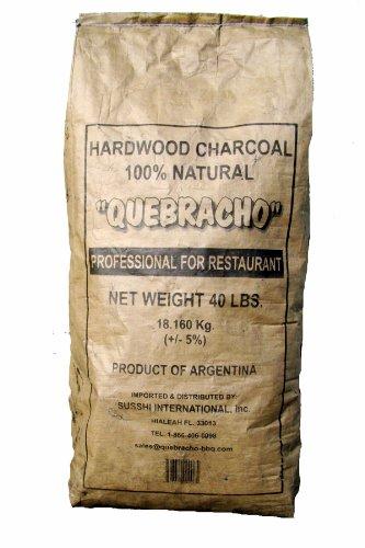 Quebracho-QHWC40LB-40-Pound-Carbon-de-Lena-Hardwood-Charcoal-Bag-0