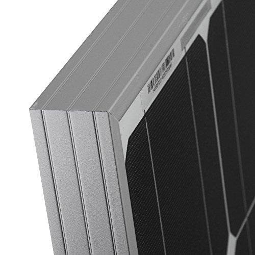 RENOGY-100-Watt-100w-Monocrystalline-Photovoltaic-PV-Solar-Panel-Module-12V-Battery-Charging-0-0