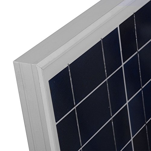 RENOGY-100-Watt-100w-Polycrystalline-Photovoltaic-PV-Solar-Panel-Module-12V-Battery-Charging-0-0