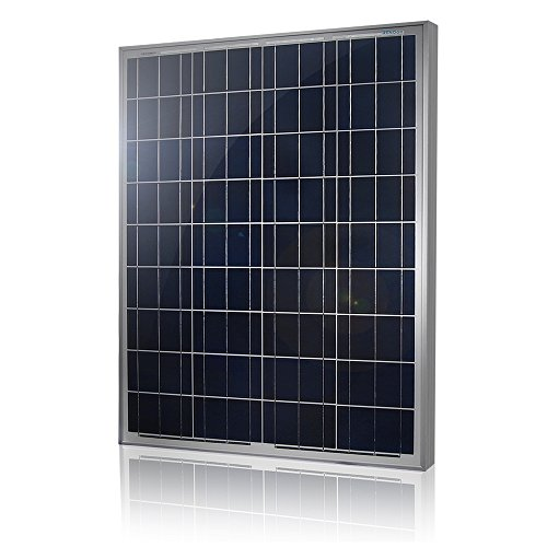 RENOGY-100-Watt-100w-Polycrystalline-Photovoltaic-PV-Solar-Panel-Module-12V-Battery-Charging-0