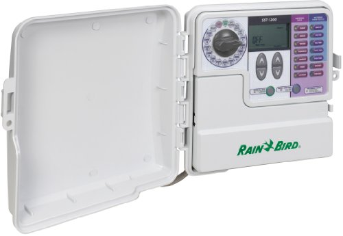 Rain-Bird-SST1200O-Simple-To-Set-IndoorOutdoor-Timer-12-Zone-0