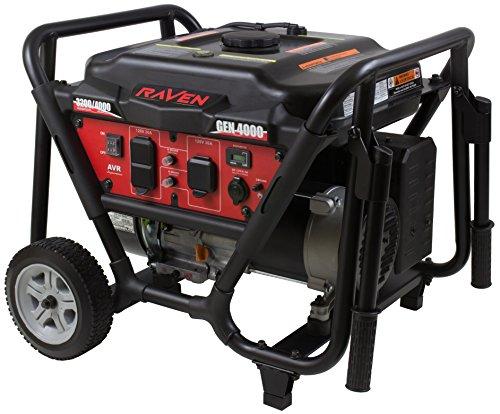 Raven-4000-watt-Generator-with-Wheel-Kit-0