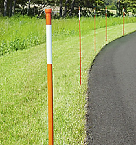 Reflective-Driveway-Markers-4ft-48-Pack-Orange-0-0