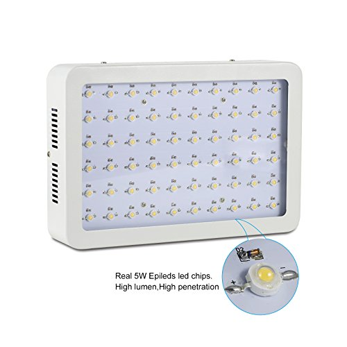 Roleadro-300W-LED-Plant-Grow-Light-Full-Spectrum-2nd-Generation-Series-0-0