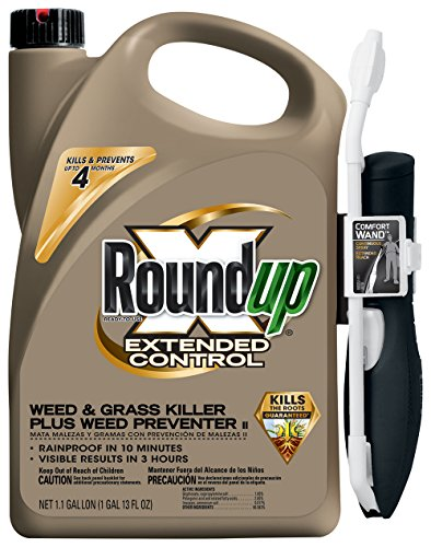 RoundUp-Extended-Control-Weed-and-Grass-Killer-Plus-Weed-Preventer-II-RTU-Comfort-Wand-Sprayer-Case-of-4-0