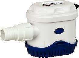 Rule-RM1100A-Rule-Mate-Automatic-Bilge-Pump-1100-GPH-12-volt-DCWhiteBlue-0