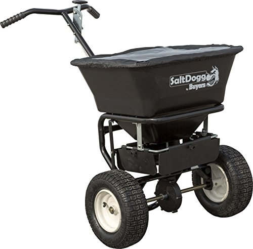 SaltDogg-WB101G-Walk-Behind-Broadcast-Salt-Spreader-Black-0