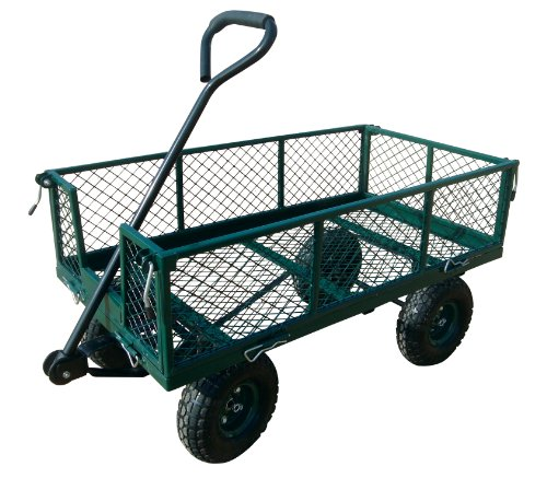 Sandusky-Lee-CW3418-Muscle-Carts-Steel-Utility-Garden-Wagon-400-lb-Load-Capacity-21-34-Height-x-34-Length-x-18-Width-0-0