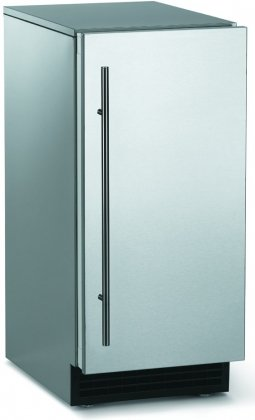 Scotsman-SCCG50MA-1SS-Brilliance-Series-15-Outdoor-Gourmet-Ice-Machine-65-lbs-Production-Capacity-26-lbs-Storage-Water-quality-Sensor-Field-Reversible-Door-Stainless-0