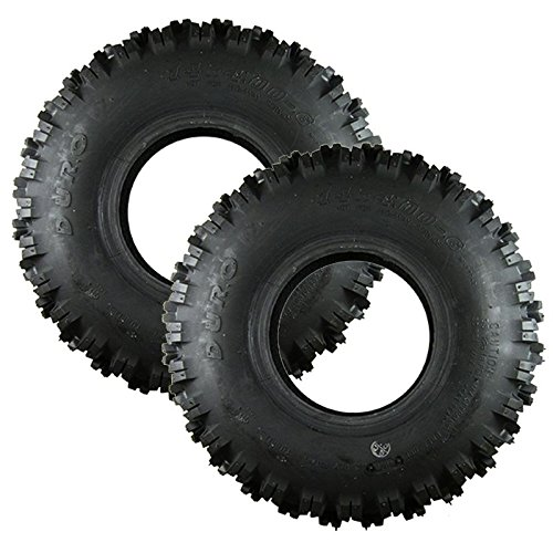 Set-Of-2-Honda-OEM-Snow-Blower-Tire-14X400X6-42751-V41-003-0