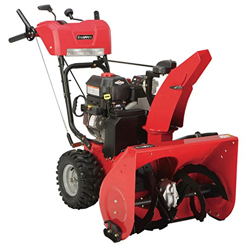 Snapper-24-Dual-Stage-Snow-Thrower-Red-0