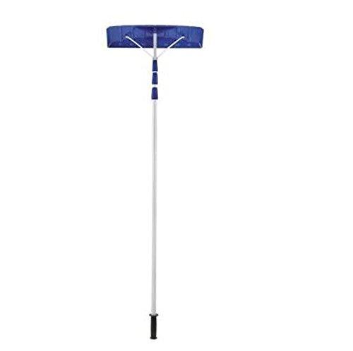 Snow-Joe-Model-Rj204m-Roofer-Joe-21-Ft-Twist-n-lock-Telescoping-Shovel-Roof-Rake-0