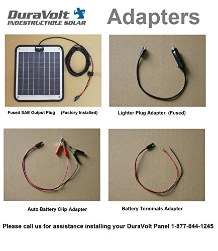 Solar-Charger-166-Watt-1-Amp-Boat-RV-Marine-Trolling-Motor-Solar-Panel-Semi-Flexible-Self-Regulating-12-Volt-No-experience-Plug-Play-Design-Dimensions-141-L-x-157-W-x-14-Thick-10-cable-0-0