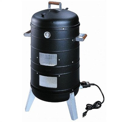 Southern-Country-2-in-1-Electric-Water-Smoker-Grill-0