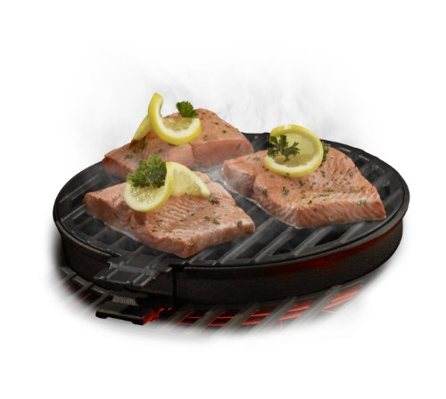 Stok-SIS1030-Grills-Cast-Iron-SmokerSteamer-Insert-for-Grilling-0-0