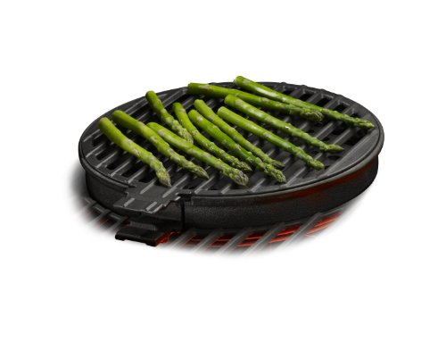 Stok-SIS1030-Grills-Cast-Iron-SmokerSteamer-Insert-for-Grilling-0-1