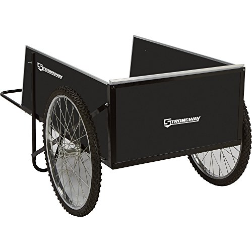 Strongway-Yard-Cart-49-14inL-x-31inW-400-lb-14-Cu-Ft-Capacity-0-1