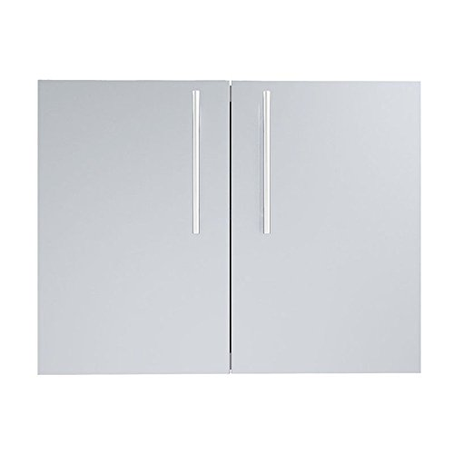 Sunstone-Designer-Raised-Double-Door-with-Shelves-0