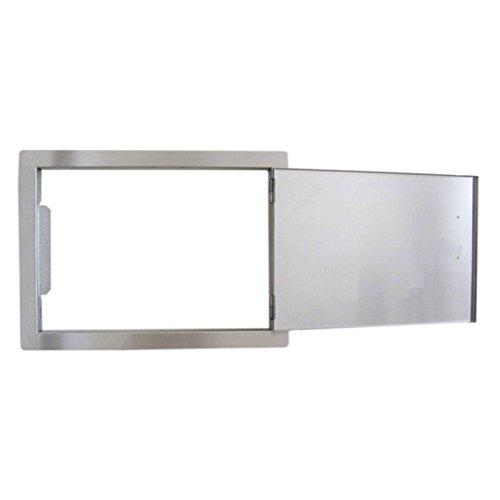 Sunstone-Grills-Classic-Series-Flush-Single-Access-Horizontal-Door-0-0
