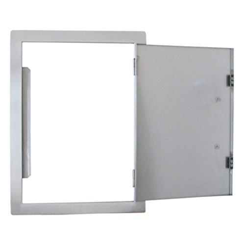 Sunstone-Grills-Classic-Series-Flush-Single-Access-Vertical-Door-0-0