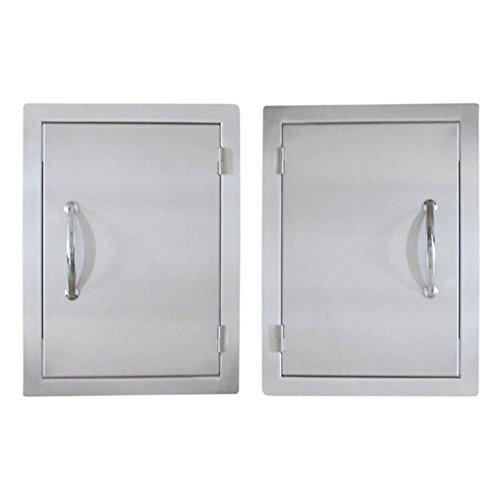Sunstone-Grills-Classic-Series-Flush-Single-Access-Vertical-Door-0