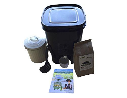 Sunwood-Life-Bokashi-Compost-Kit-Premium-Model-Black-Bucket-0