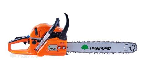TIMBERPRO-62cc-20-Petrol-Chainsaw-with-2-chains-Carry-Bag-and-Assisted-Start-0-1