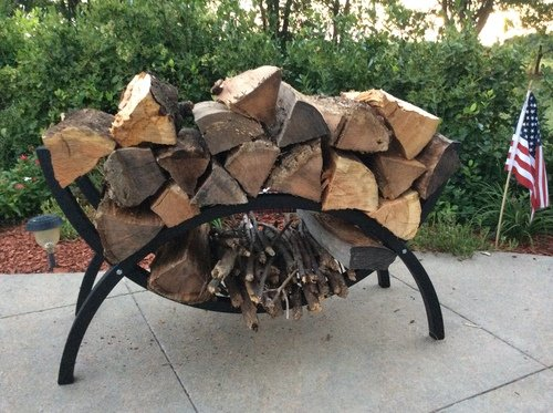 The-Woodhaven-3-Foot-Crescent-Firewood-Rack-0