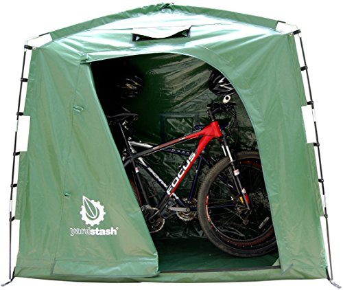 The-YardStash-IV-Heavy-Duty-Space-Saving-Outdoor-Storage-Shed-Tent-0