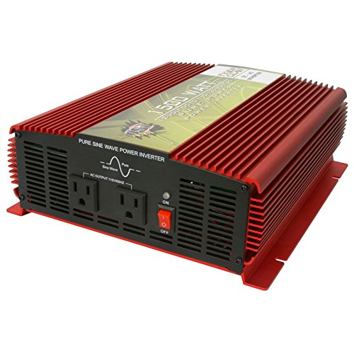 Tiger-Claw-1500W-Pure-Sine-Wave-Power-Inverter-DC-AC-1500-Watt-3000-Watt-Peak-0