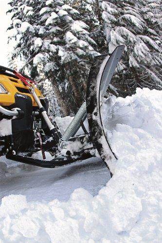 WARN-67945-ATV-Center-Mount-Plow-Kit-0-0