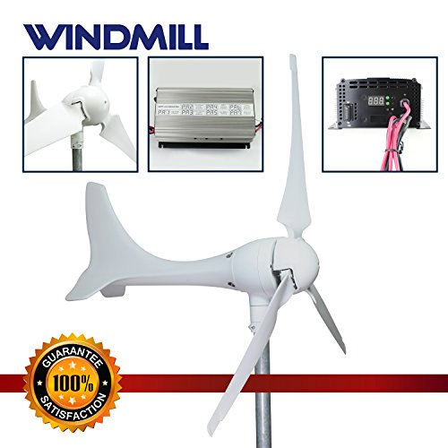 WINDMILL-600W-12V-24V-50A-25A-Wind-Turbine-Generator-kit-MPPT-charge-controller-included-Amp-Volt-Watt-display-automatic-and-manual-braking-system-DIY-installation-0-1